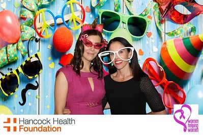 Hancock Health Women Helping Women Celebration