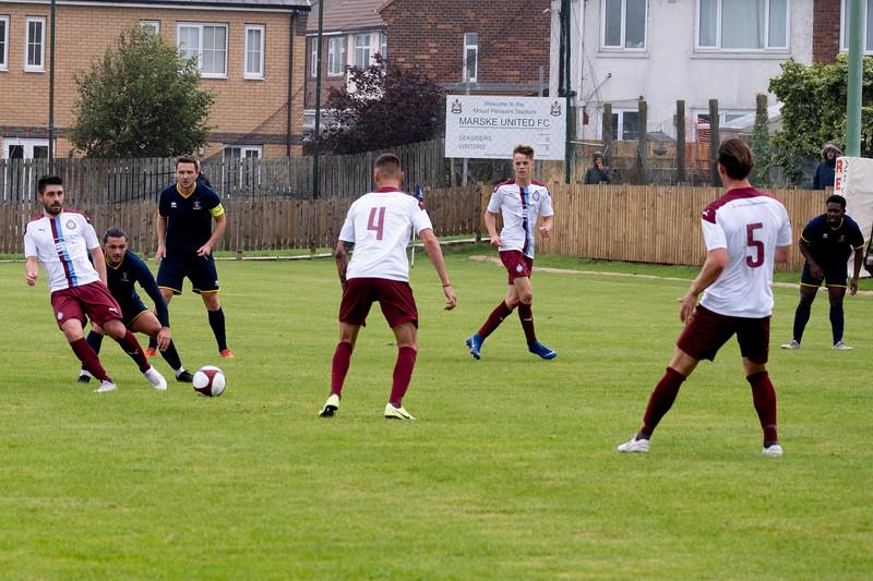 29.08.2020: Marske Utd v South Shields FC