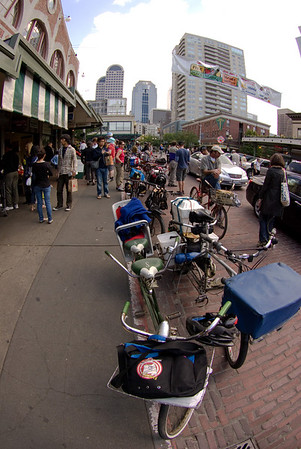 Cargo Bike Jamborie -- Memorial Day 2007