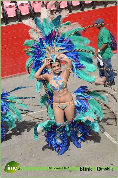 Bliss Socadrome Carnival Tuesday 2015