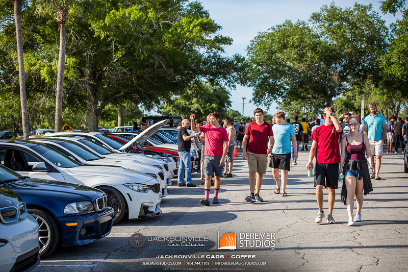 2019 05 Jacksonville Cars and Coffee 010A - Deremer Studios LLC