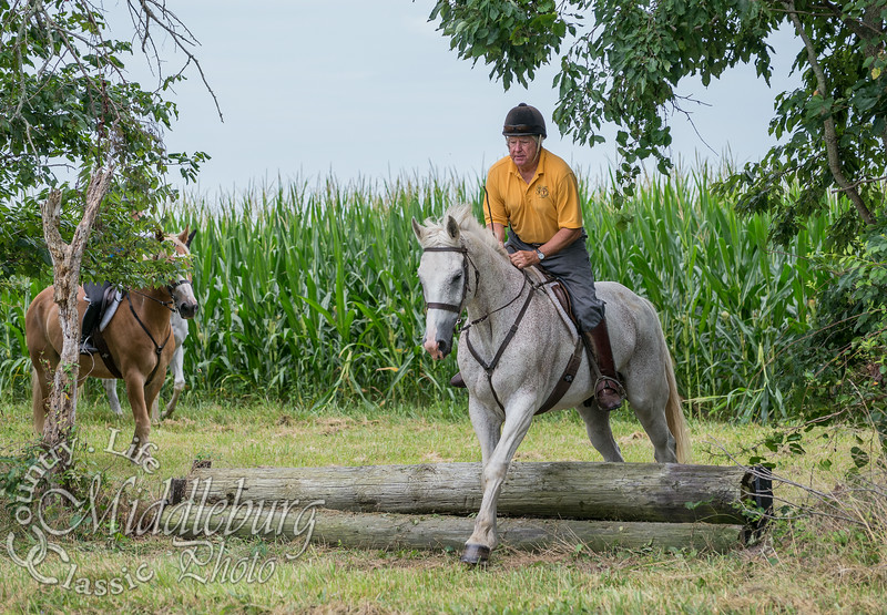 Piedmont Fox Hounds-Trail Ride July 26