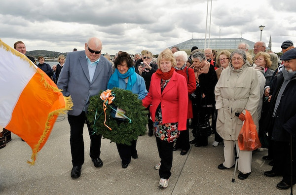 Irish Elderly Emigrants Tour - 14th May 2013