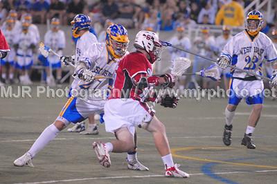 Lacrosse, Boys H.S. Varsity, Syosset vs West Islip, 06-05-07