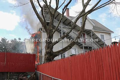 Hill St. Fire (Shelton, CT) 3/16/18