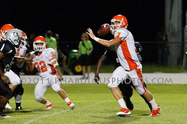 Boone Varsity Football #32 - 2011