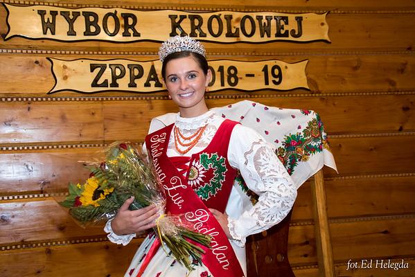 Wybor Krolowej ZPPA 2018/2019 w Domu Podhalan