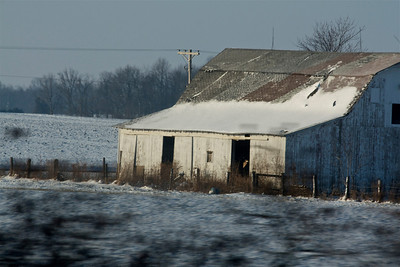 Indiana Winter