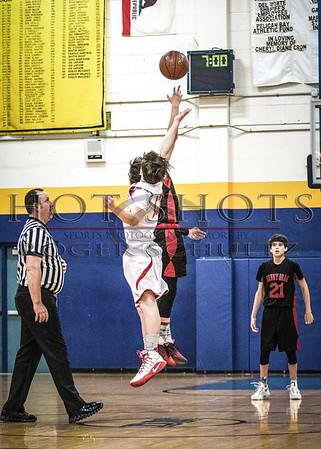 8th Grade Sunny Brae vs. Hydesville