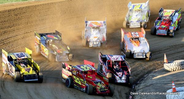 Woodhull Raceway STSS Highbanks Shootout 51/Dave Dalesandro Photos