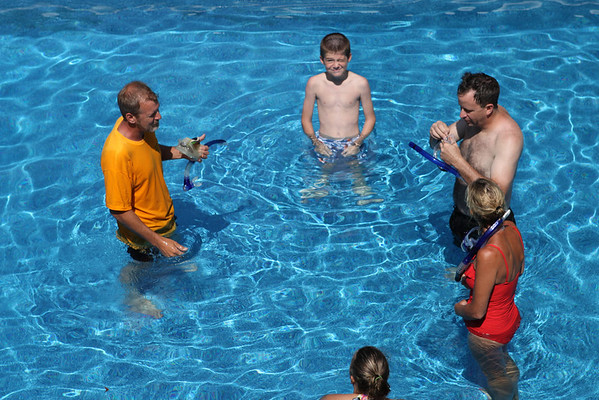 Dive Class 2012