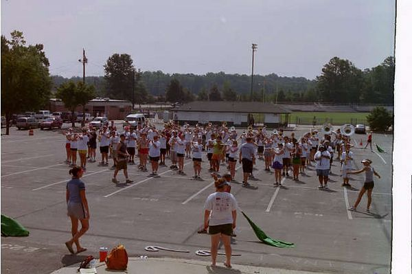 2002-07-31: Band Camp (Day 9)