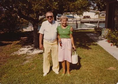 1981 Bob & Lavelva Chandler