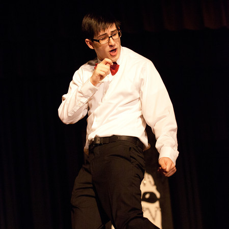 Mr. South Point 2013 - Daniel