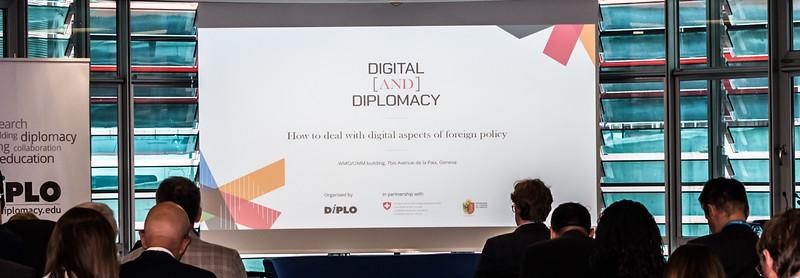 Digital (and) Diplomacy