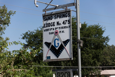 Sand Springs Lodge #475 - Sand Springs Public Safety Center Cornerstone Ceremony 7/20/2019