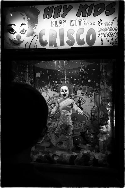 Crisco the Clown