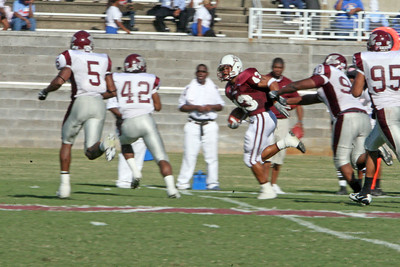 AAMU Football vs Texas Southern Homecoming 2007