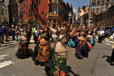 NEW  YORK  DANCE  PARADE   2014