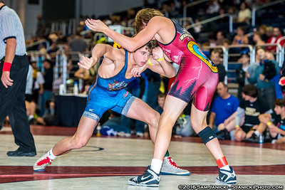 Round 1 - Part 2 - 2016 Grappler Fall Classic