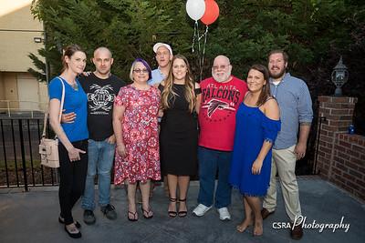 Kristin's Graduation Party 5-8-17