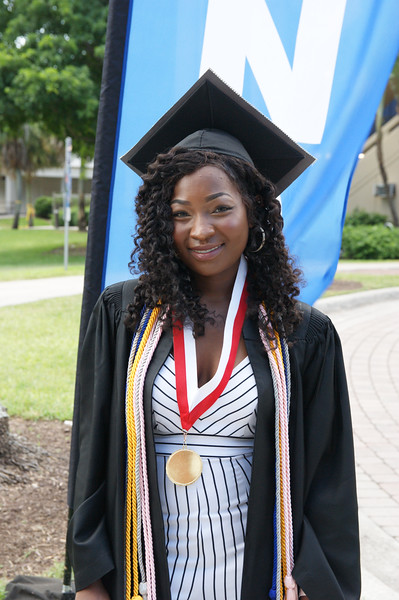 Symphanie's Graduation
