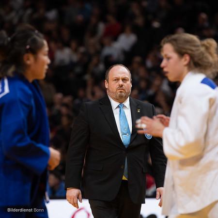 Paris Grand Slam - Day 1 - Feb 2019