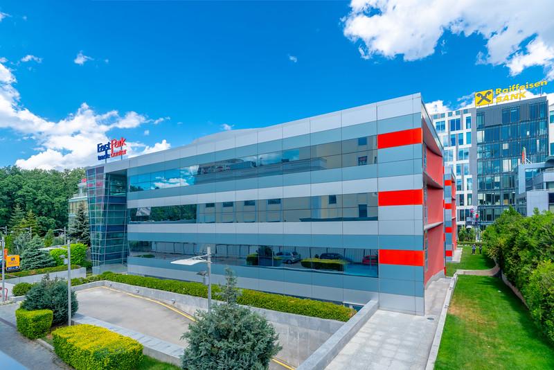 EAST PARK, Office Building, Sofia, Bulgaria