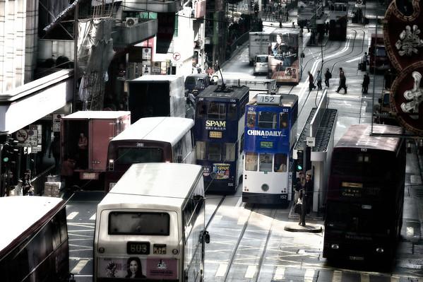 Scenes of Hong Kong
