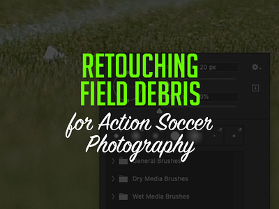 Retouching Field Debris