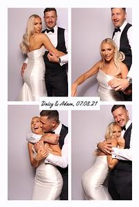 Daisy and Adam's Wedding 7th August 2021