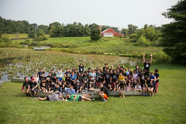 2014 Evergreen Camp
