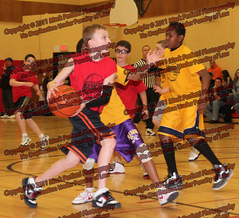 CYO Boys Basketball, Game 3, 3-8-11