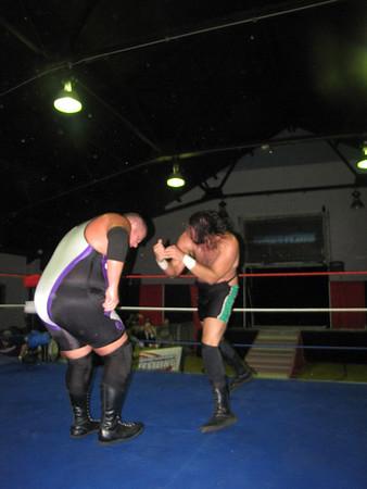 New England Championship Wrestling Birthday Bash 10  August 7, 2010