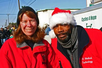 Homeless Outreach - December 2008