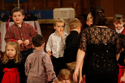 BACA Christmas Concert 2011