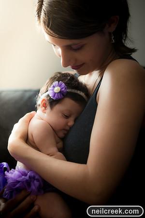 Baby Amethyst - 140630