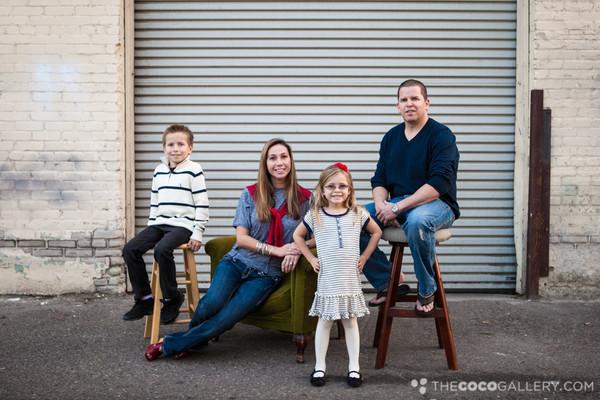 Mangan Family . E