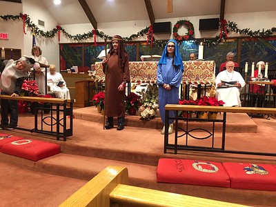 Children's Christmas Pageant 2017