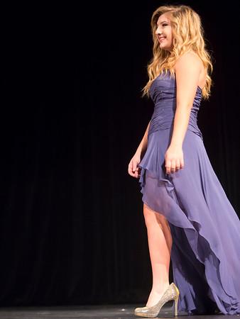 2014 Miss Gering -Western Teen Gown