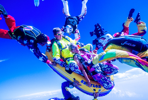 WORLD FREEFALL CONVENTION