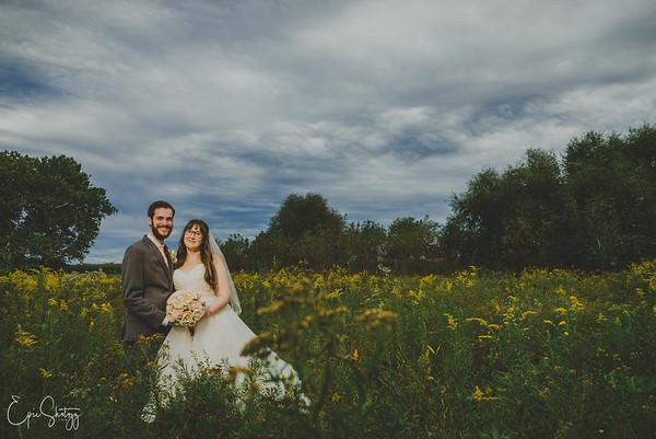 SHARONA & DYLAN WEDDING