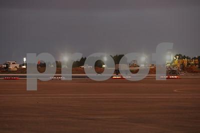 8/28/18 Tyler Airport Runway Expansion Tour by David Thomas