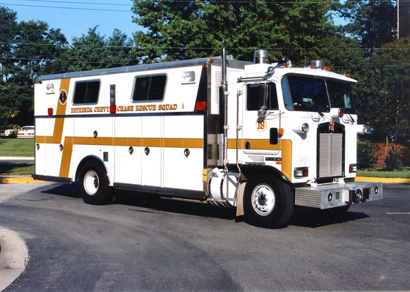 Rescue Company 1 - Bethesda-Chevy Chase Rescue Squad