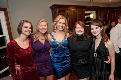 Hannah's Christmas Party, December 17th, 2011