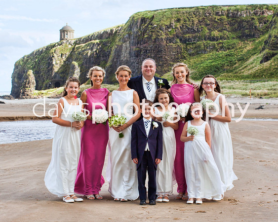 Charlene & Angus Drenagh Estate Wedding