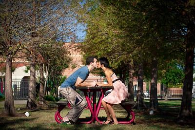 Frances & Aaron - Engagement