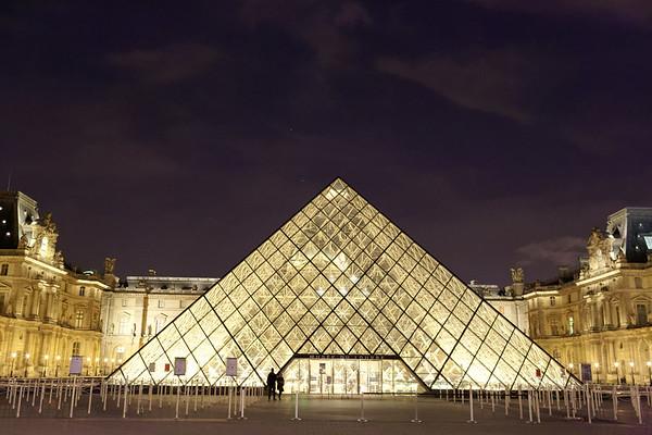 Le Louvre et De Vinci