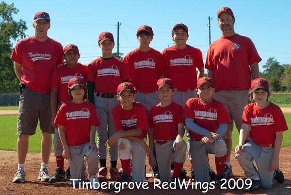 Timbergrove RedWings 2009