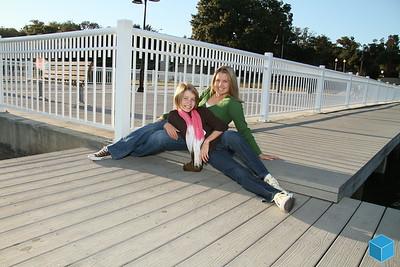 Heather & Madeline OJala